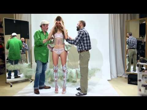 Go behind the scenes of Fairy Tale, this year's most romantic #VSFashionShow theme.