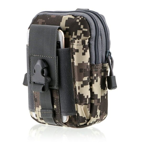 Tactical Molle Men's Outdoor Sport  high quality  Pack Bags Hunting Bags Purse Case