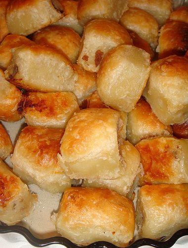Boşnak Böreği tarifi için; http://www.balkanyemekleri.com/bosnak-boregi.html