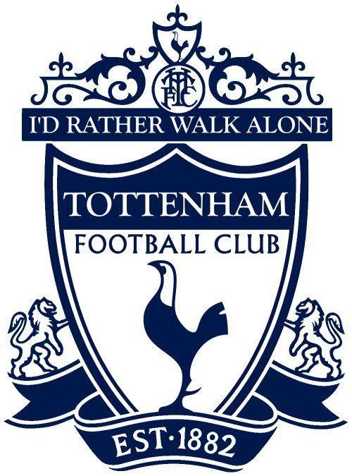 Image result for TOTTENHAM logo