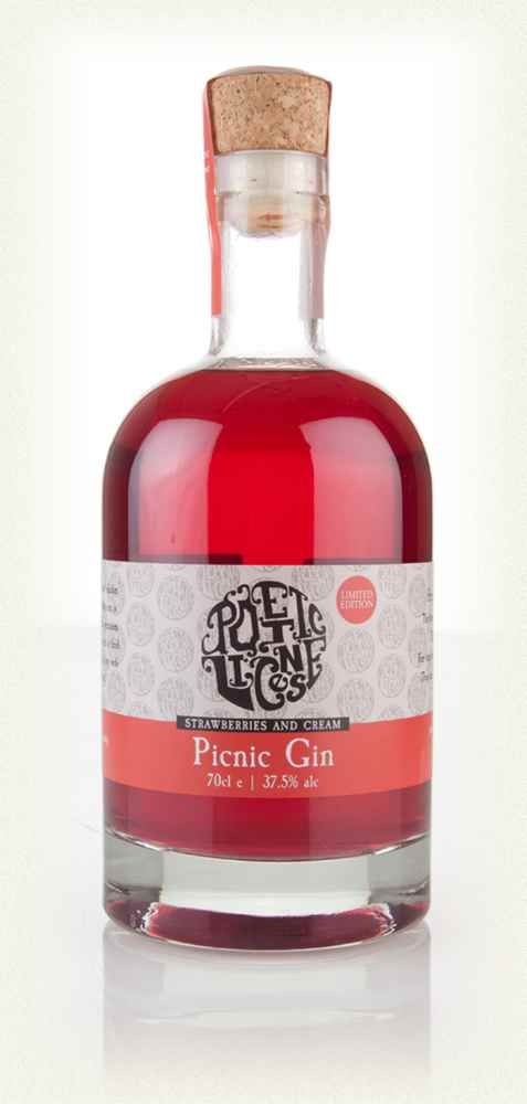 Poetic Licence Picnic Gin, obviously Natasha Lester keeps this in stock.