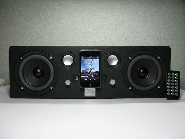 Check out the DIY Portable Boombox (from SCRATCH!)   To get more updates on Portable Speakers Ideas, follow Best Buy Portable Speakers (www.pinterest.com/bestbuyspeakers/)