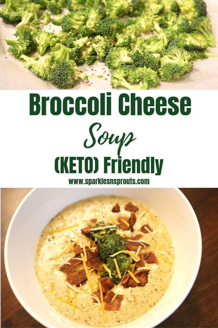 Broccoli Cheese Soup Keto Friendly Sparkles N Sprouts Cheese Soup Broccoli And Cheese Broccoli Cheese Soup