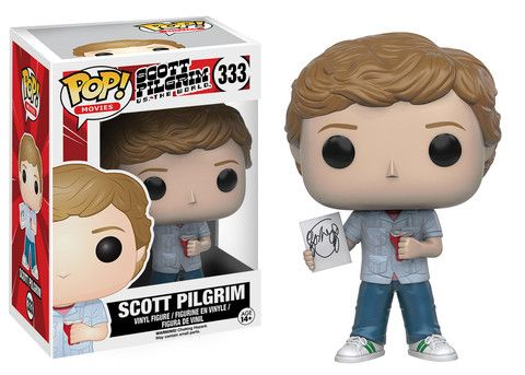 Pop! Movies: Scott Pilgrim vs. the World - Scott Pilgrim