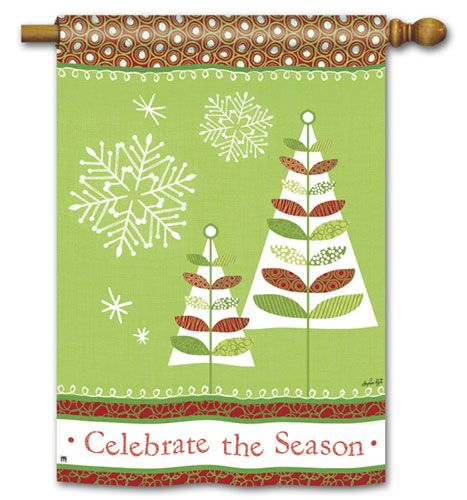garden house flags. Magnet Works House Flag - Celebrate The Season Decorative At Garden F GardenHouseFlags Flags S