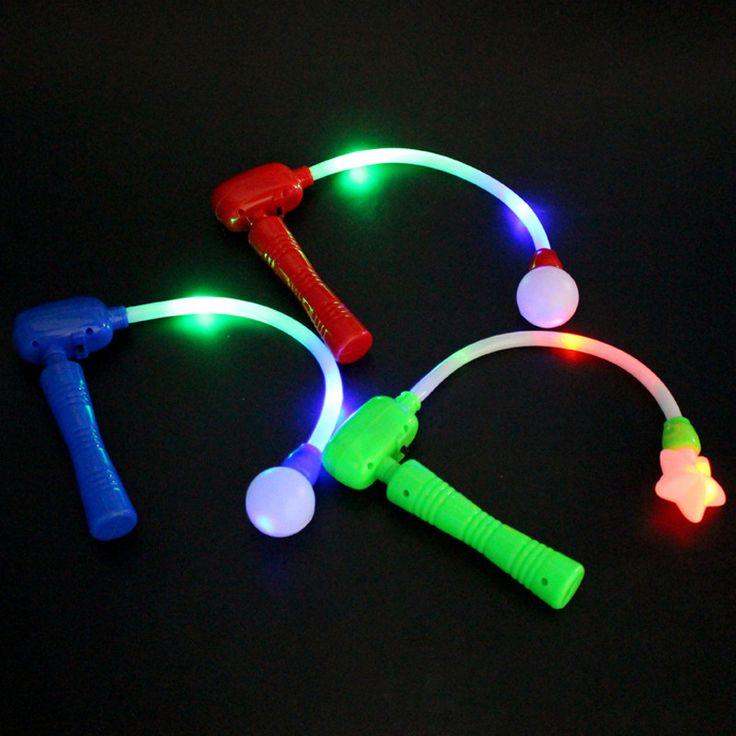 4pc Twirling LED Sticks