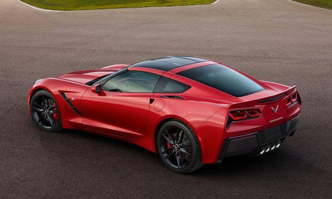 #Chevrolet #Corvette