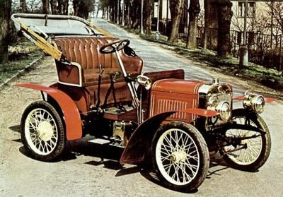 1905 Laurin and Klement Type A / Skoda
