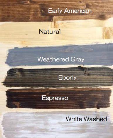 Bandeja de madera rústica con asas blancas / por TheStationHome