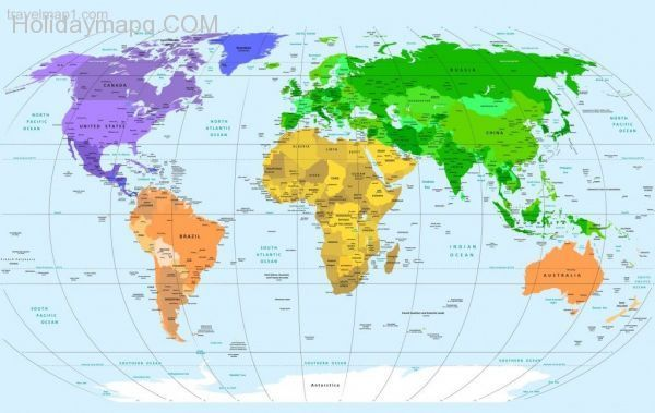 18 People Who Grew Up In The u201cThird Worldu201d Explain What Shocked Them - copy world map vector graphic