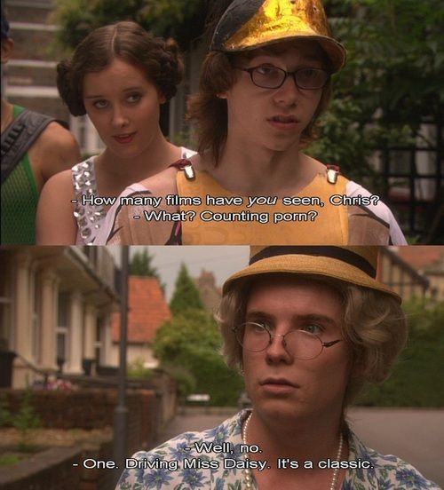 Skins 1st Generation <3 Falling in love with this show!!