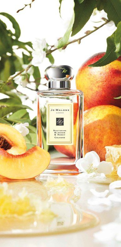 Nectarine Blossom and Honey! Our favorite scents for summer.