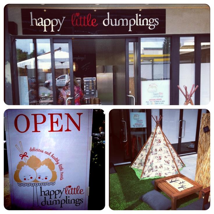 Happy Little Dumplings Bulimba
