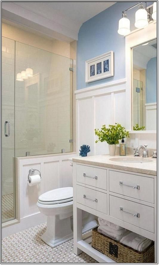 30 Awesome Master Bathroom Remodel Ideas On A Budget In 2020