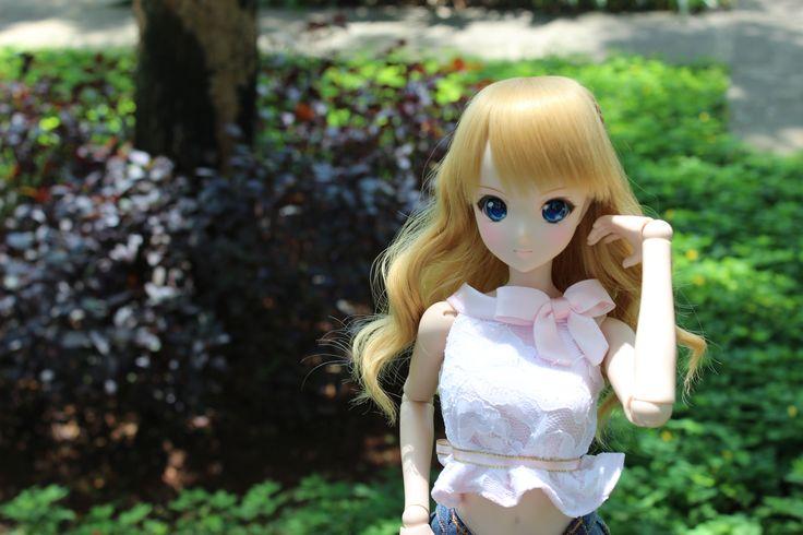Kizuna Yumeno by dem_o_na_kara. (mine)
