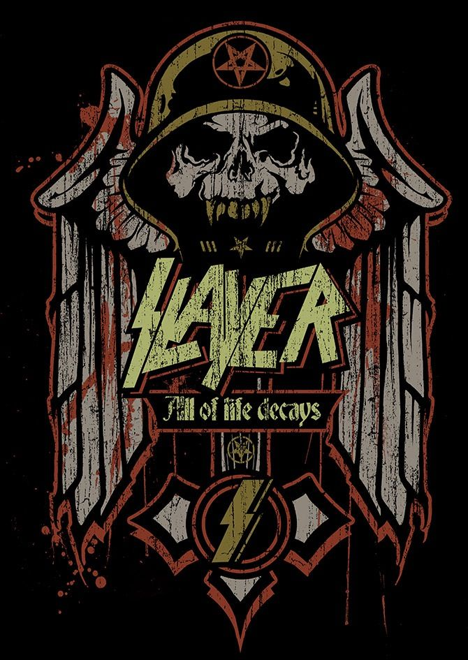 slayer - thrash metal