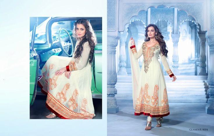 Белый цвет гота работа salwar