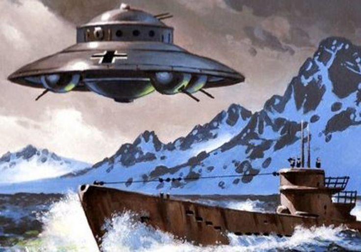"Operation ""Highjump"" and The UFO Connection http://alien-ufo-sightings.com/2013/05/part-one-operation-highjump-and-the-ufo-connection/"