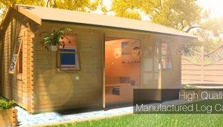 Blogger Competition: Style a Shed Challenge and Win £250 made.com Vouchers