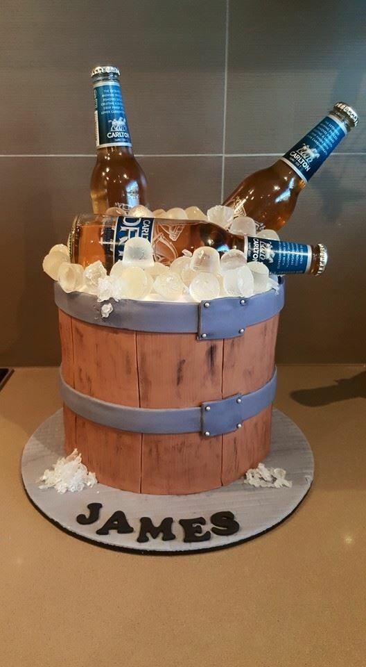 21st Male Birthday Cake Ideas