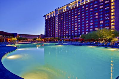 Travel Destination Guide: Talking Stick Resort - Scottsdale