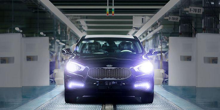 한국 자동차 산업의 요람