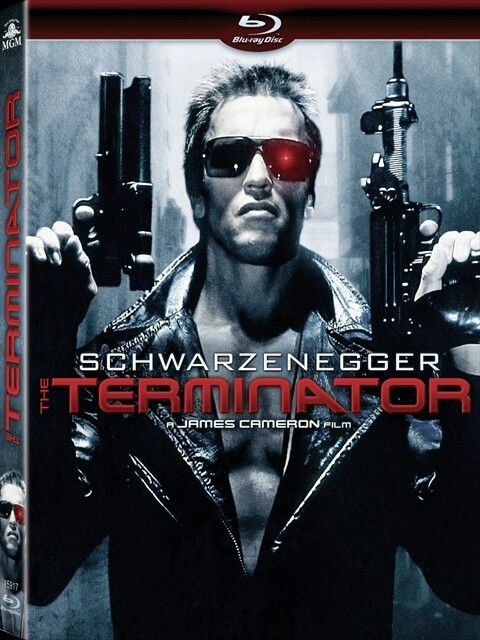 THE TERMINATOR (BLU-RAY DISC HIGH DEFINITION IN STEELCASE)