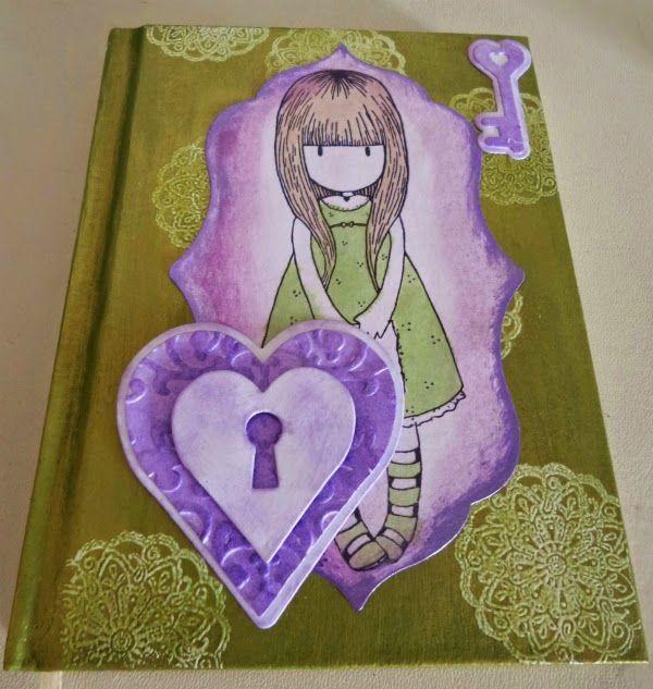 BellesCreations.gr: Small Notebook