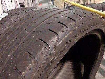 Yokohama Advan Sport M0. 255/30/19. Part worn tyre. 6mm