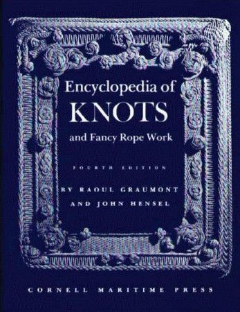 This is unquestionably the greatest book on knots and rope work ever published, yet it is a valuable reference for anyone from eight to eighty. First published in 1939, it quickly became and has remai