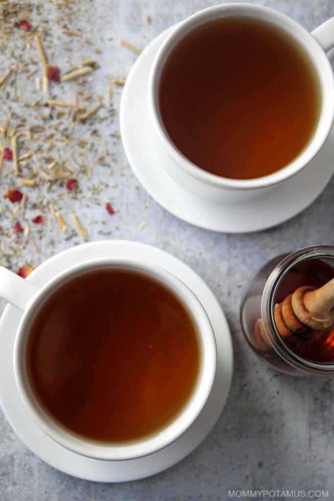 How To Make Passionflower Tea Recipe Passion Flower Tea Tea Recipes Sleep Tea