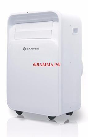 Кондиционер Dantex (RK-12PSM-R) DANTEX (Китай) на печном складе ФЛАММА  по цене 36600.00 RUB      Кондиционер Dantex (RK-12PSM-R)     Мобильные кондиционеры – это моноблочная конструкция, где все элементы находятся в едином корпусе. Очень компактные модели с учетом, что один такой кондиционер может обрабатывать воздух в помещении до 35 м².Такие кондиционеры легко передвигаются с места на место. Могут в летнее время быть вывезены и установлены в загородные дома , а потом перевезены в город…