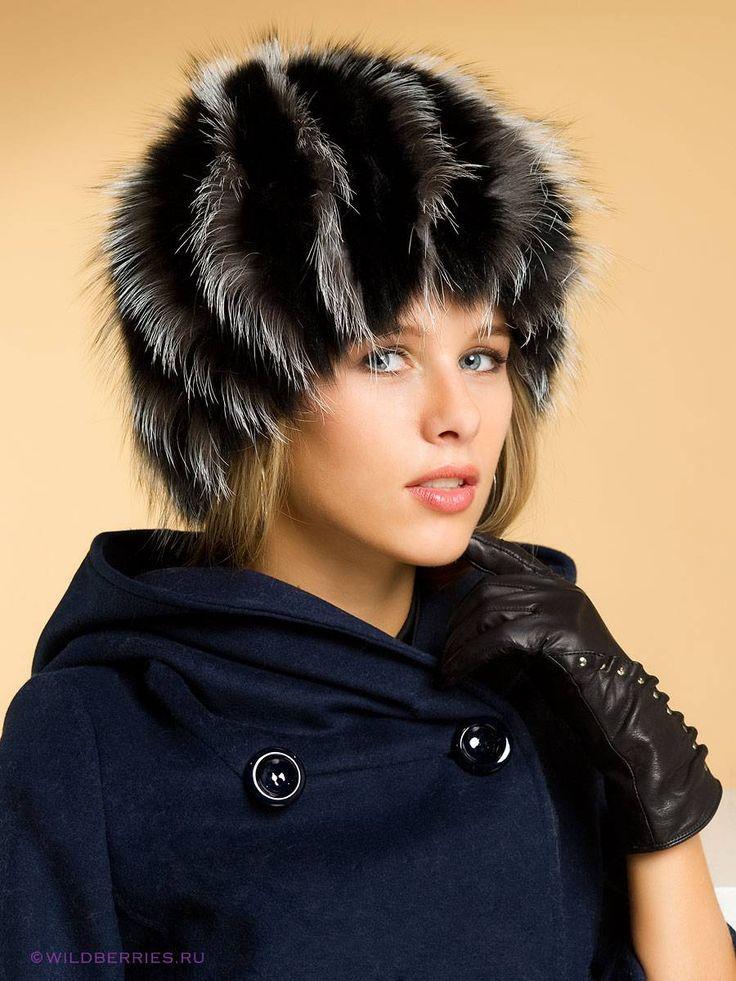Вязаные шапки и шарфы с мехом. Обсуждение на LiveInternet - Российский Сервис Онлайн-Дневников