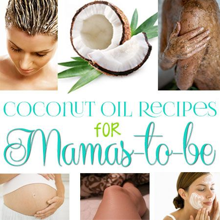 5 Delectable Coconut Oil Beauty Recipes for Mamas-To-Be | Atkinson Drive