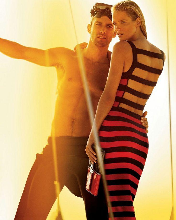 Michael Kors. Spring 2009. Model: Carmen Kass