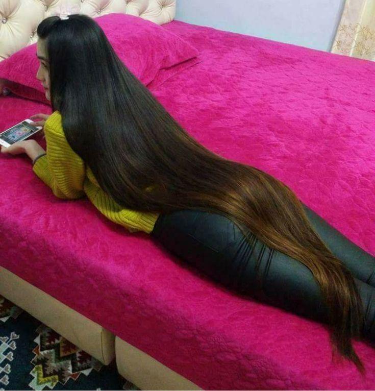 Gorgeous Long Hair.