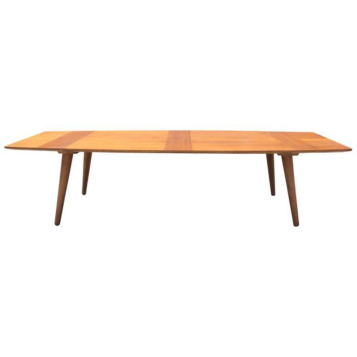Mid-Century Surfboard Coffee Table