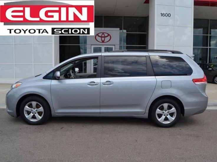Used 2014 Toyota Sienna LE 8-Passenger in Streamwood IL 60107 - 465949537