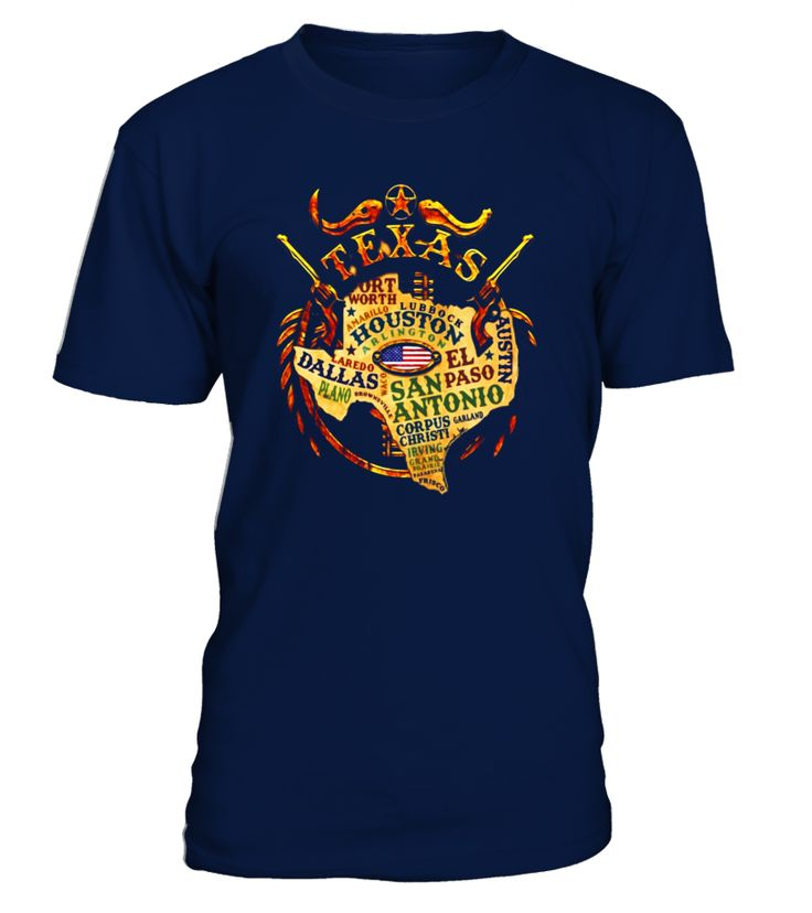Texas State Shirt. Texas is My Home  Funny Houston T-shirt, Best Houston T-shirt