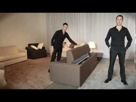 #whyberto n. 5 Sofa bed testing... 4,500 times!