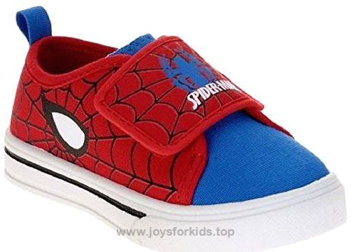 Spider-Man Toddler Boys Canvas Casual Blue Red Shoe with Velcro Flap Close (9)  BUY NOW     $20.99    Little superheroes love these Spider-Man shoes. A classic, durable canvas upper with Spider-Man graphic on the side. For super ..  http://www.joysforkids.top/2017/03/08/spider-man-toddler-boys-canvas-casual-blue-red-shoe-with-velcro-flap-close-9/