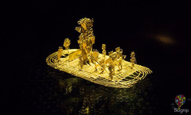 Visitar el museo del oro de Bogotá del banco de la república, viaje a través de la historia y cultura precolombina de Colombia. Fotografías, tips y consejos https://blogtrip.org/visita-museo-del-oro-bogota-colombia/