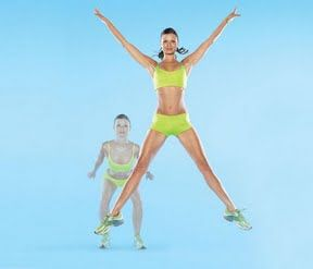 Plyometrics workout: Burn more calories in less time!: Workouts: Self.com