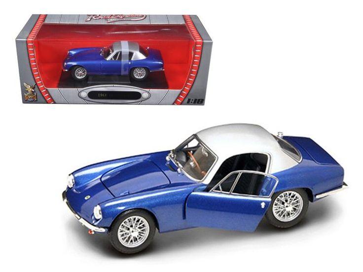 1960 Lotus Elite Dark 1:18 Diecast Model Car by Road Signature