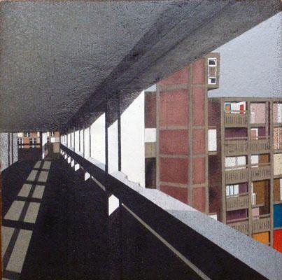 Artist in Sheffield - Mandy Payne - Painter, printmaker -