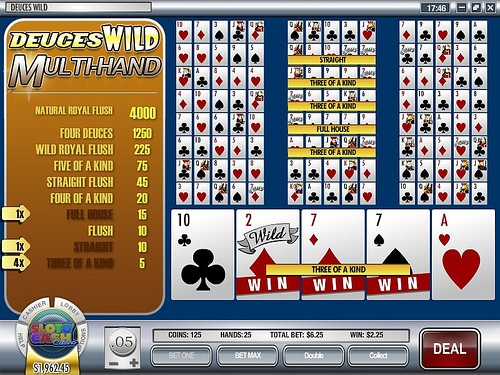 25 Deuces Wild Video Poker-...    http://www.video-poker-online.org/