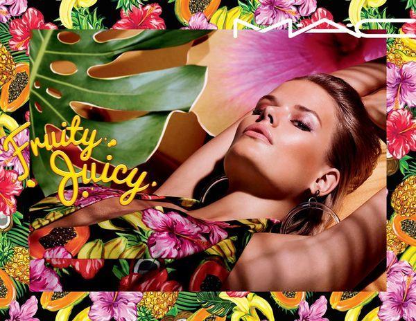 MAC Fruity Juicy Collection Summer 2017, летняя коллекция макияжа MAC Fruity Juicy 2017