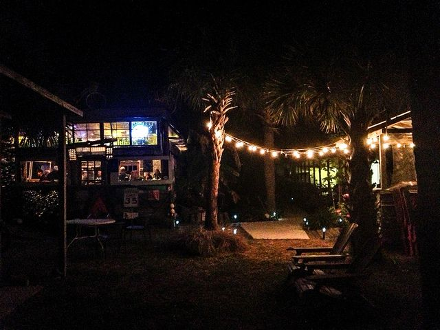 Cute Tropical RV Park In Cedar Key Florida Super