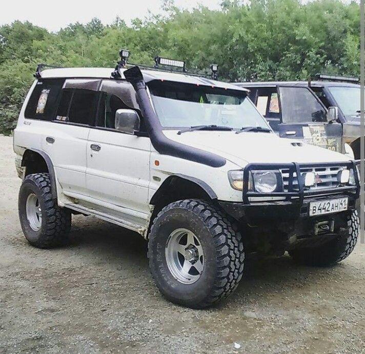 Mitsubishi Pajero 4x4: Mitsubishi Suv, Mitsubishi Pajero, Mitsubishi