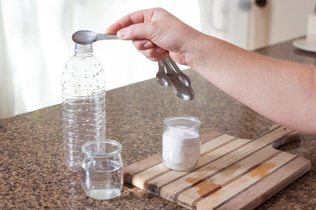 Baking soda and vinegar are both innocuous chemicals that most people keep around the house for cleaning and cooking purposes, but when you mix them together, the results can be exciting. Baking soda is sodium bicarbonate, and when it mixes with the acetic acid in vinegar, the reaction produces carbon dioxide. You can conduct a simple and fun...